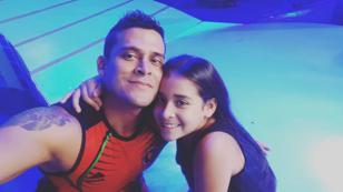 Christian Domínguez le dedica esta canción a su hija Camila