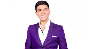 Christian Yaipén agradeció al público por elegirlo como la Mejor voz masculina del año