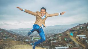 Christian Yaipén celebra los 50 millones de vistas de 'Cambio mi corazón'