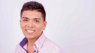 Christian Yaipén enternece las redes sociales con foto junto a su bebé