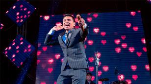 Christian Yaipén sorprendió a GianMarco en su concierto