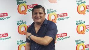 Clavito confirmó relación con su bailarina Andrea Fonseca