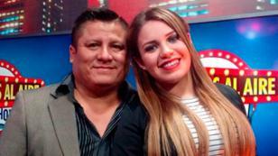 ¡Clavito y Andrea Fonseca anunciaron el nombre que le pondrán a su bebé!