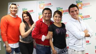 Clavito y su Chela de luto: Murió su bailarina en accidente