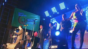 ¡Comas se vaciló al ritmo de 'QQQumbia con el Grupo5 en vivo', gracias a Radio Nueva Q! (FOTOS Y VIDEO)