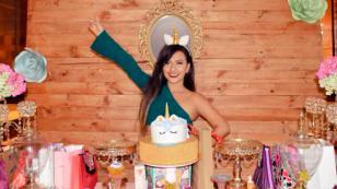 ¿Cómo celebró su cumpleaños Thamara Gómez? (FOTO)
