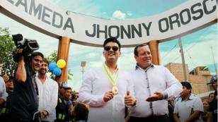 ¡Conoce la alameda en honor a la leyenda cumbiambera Jhonny Orosco!