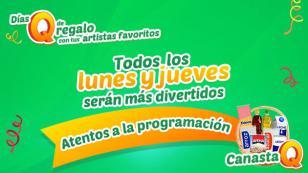 ¡Conoce qué artistas regalarán 'Canastas Q' en diversos distritos de Lima!