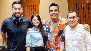 Corazón Serrano anuncia colaboración con el dúo Idéntico