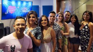 Corazón Serrano anuncia nuevo tema con reconocido grupo de salsa