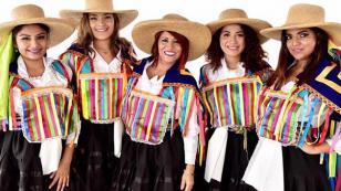 Corazón Serrano culminó su gira por Europa con un concierto en París