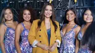 Corazón Serrano envió emotivo saludo por el Día de la Mujer
