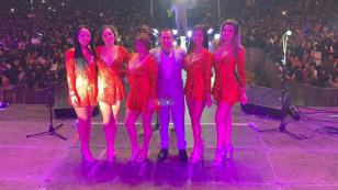 Corazón Serrano estrenó el tema 'Adiós cariño'
