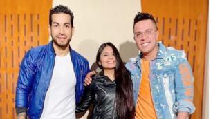 Corazón Serrano lanzó el remix de 'Díganle' a dúo con Idéntico