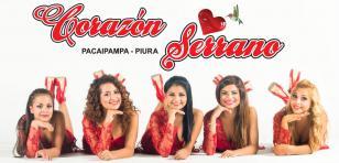 Corazón Serrano presentó a sus  dos nuevas integrantes