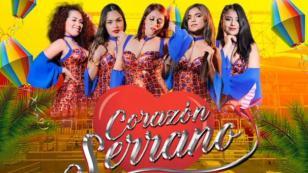 Corazón Serrano tocará en vivo en local de cumbia 'El Huaralino'