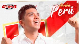 Cumbiamberos agradecieron a la selección peruana de fútbol