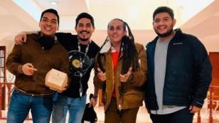 Patrick Romantik estrena 'Chiquitita' junto a Hermanos Yaipén y Erick Elera