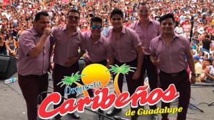 David del Águila es el nuevo integrante de Caribeños de Guadalupe