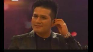 ¡Deyvis Orosco cantó 'El Arbolito' con su papá en esta presentación! (VIDEO)