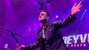 Deyvis Orosco ofrecerá conciertos en Chile