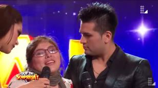 ¡Deyvis Orosco participó de sorpresa a esposo de fan! (VIDEO)