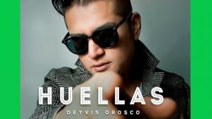 Deyvis Orosco anunció su disco 'Huellas' y nos reveló el nombre de su primer sencillo