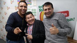 Dilbert Aguilar anunció, en 'Qumbias y Risas', que celebrará sus 25 años en la música (VIDEO)