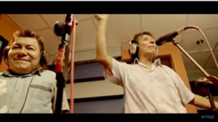 Dilbert Aguilar e Iván Cruz se unen para cantar 'Dime la verdad' (VIDEO)