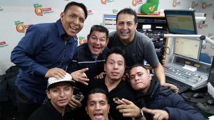 Dilbert Aguilar presentó su nueva canción 'Nuestro juramento' en 'Qumbias y Risas' (VIDEO)