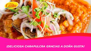 ¡Disfruta de esta rica Carapulcra con esta receta que llega gracias a Doña Gusta!