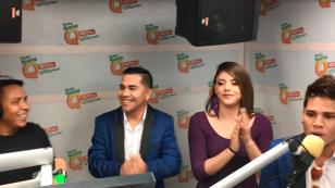 ¡Amaya Hermanos cantó en 'Qumbias y Risas' con Edwin Sierra y Oscar del Rio! [VIDEO]