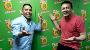 ¡Edwin Sierra y Oscar Del Rio se vacilaron dando clases de quechua en 'Qumbias y Risas'! [VIDEO]