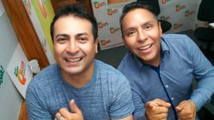 Edwin Sierra y Koky Belaúnde presentaron a la Orquesta Force Perú (VIDEO)