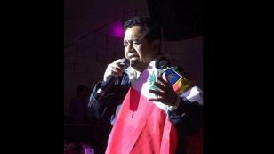 Tony Rosado aclaró que no se presentará en Tarapoto