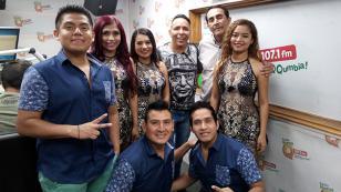 El Encanto de Corazón nos deleitó con sus voces en 'Qumbias y Risas' (VIDEO)