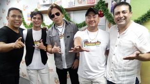 El Grupo Potencia nos presentó su canción 'Se vuelve loca' en 'Qumbias y Risas' (VIDEO)