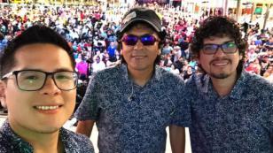 El Lobo y la Sociedad Privada anuncia conciertos junto al Grupo 5