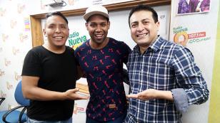 El popular 'Giselo' nos divirtió con sus imitaciones en 'Qumbias y Risas' (VIDEO)