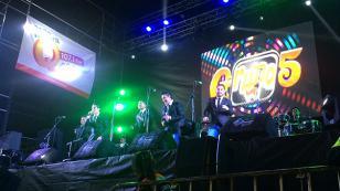 ¡El Qumbiatonazo puso a bailar a nuestros oyentes de Lima norte! (VIDEO Y FOTOS)