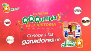 ¡Ellos ganaron premios por votar para 'La mejor 'Q Q Qumbia' de la historia'!