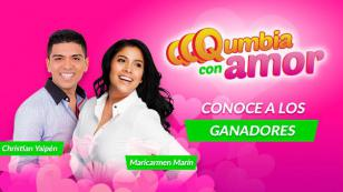 ¡Ellos tendrán una cena romántica con Christian Yaipén y Maricarmen Marín!