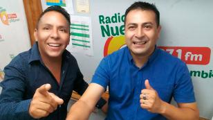 ¡Escucha el chiste de nuestra oyente en 'Qumbias y Risas'! (VIDEO)