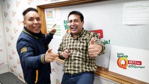 ¡Escucha los poemas de Os 'El De La Voz' en 'Qumbias y Risas'! (VIDEO)