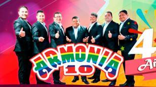 ¡Estas son las nuevas presentaciones de Armonía 10!