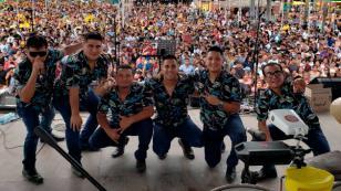 ¡Estos son los próximos conciertos de Los Tigres de la Cumbia!