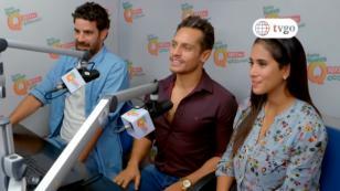 Estrellita de 'Ojitos Hechiceros' estrenó su nueva canción en Radio Nueva Q (VIDEO)
