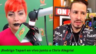 EXCLUSIVA: Rodrigo Tapari habló de Ráfaga, Ariel Puchetta y 'Cantando 2020'