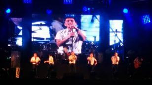 ¡Éxito total fue el concierto de Agua Marina y Grupo5 por el Día de San Valentín! (VIDEO Y FOTOS)