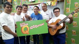 Force Perú nos presentó a su nuevo cantante en 'Qumbias y Risas' (VIDEO)